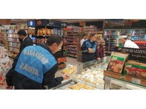 Başakşehir Zabıtası 'usulsüz zamlara' savaş açtı