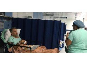 Kolombiya'da Türk vatandaşına bıçaklı saldırı