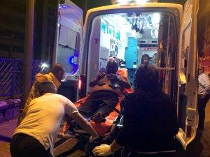 Evinde çıkan yangını söndürmek isterken yaralanan adam öldü