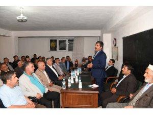 Karşıyaka Mahallesi'nde halk buluşması