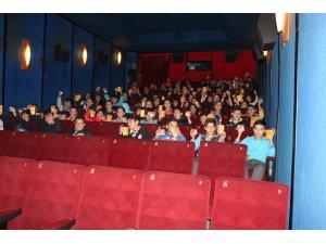 Isparta'da 7 bin 356 öğrenci sinema ile buluşacak