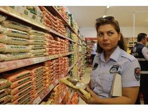 Samsun'da etiket fırsatçılarına geçit yok