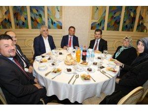 Maçka'da 'Camiler ve Din Görevlileri Haftası' kutlamaları