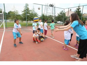 Nilüfer'de Kış Spor Okulları 6 Ekim'de başlıyor