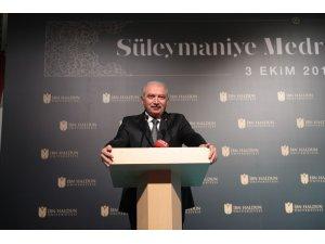 """İBB Başkanı Uysal: """"Vakıf eserlerinin aslına uygun olarak kullanılması çok önemli"""""""