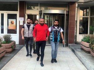 İstanbul'da tüneli kapatan lüks otomobilli magandalar yakalandı