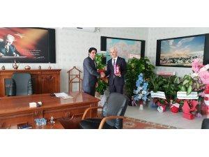 Samsat'ta Camiler ve Din Görevlileri Haftası kutlamaları