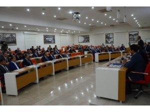 Ordu'da İl Koordinasyon Kurulu toplantısı yapıldı