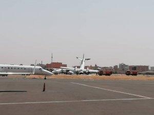 Sudan'da 2 askeri uçak çarpıştı