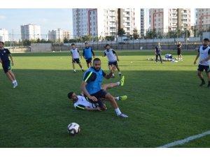 Amed Sportif'de Manisaspor hazırlıkları