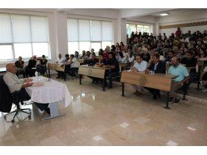 MŞÜ öğrencilerine seminer