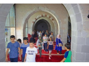 Tur Otobüsü 20 bin kişiye Battalgazi'yi gezdirdi