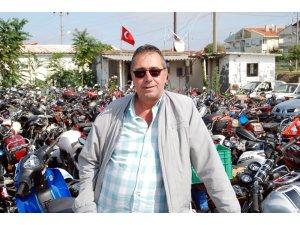 Yediemin'de binlerce motosiklet sahibini bekliyor