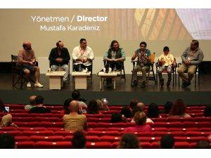 Yönetmen Karadeniz kendi hayat hikayesiyle ağlattı