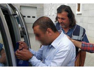 Sahte parayla yakalanan şahıs tutuklandı
