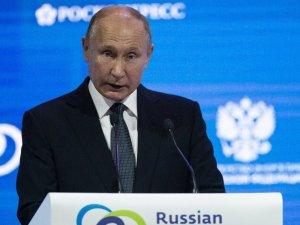 """Putin: """"Skripal aktivist değil, bir casus ve hain"""""""