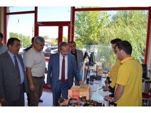 Belediye Başkanı Necati Gürsoy iş yerlerini denetledi