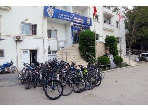 Mudanya'da bisiklet çetesi çökeltildi