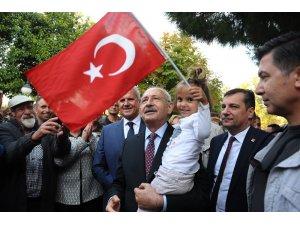 Kılıçdaroğlu Çanakkale'de vatandaşlarla buluştu