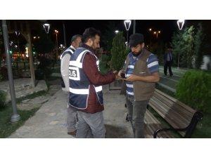 Kırıkkale'de asayiş uygulaması