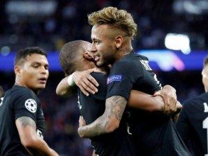 Paris Saint Germain 6-1 Kızılyıldız | Şampiyonlar Ligi C Grubu