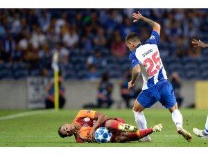 UEFA Şampiyonlar Ligi: Porto: 1 - Galatasaray: 0 (Maç sonucu)