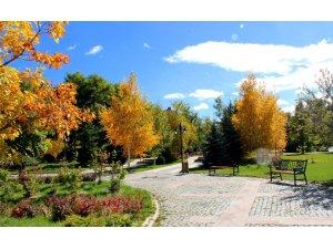 Ata Botanik Park, hazan mevsiminde ilgi odağı