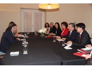 Bakan Koca, Arjantin'de G20 Sağlık Bakanları Zirvesi'ne katıldı