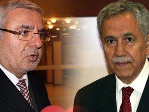 AKP'li Metiner'den Arınç'a tehdit gibi sözler: Defterini dürmesini biliriz