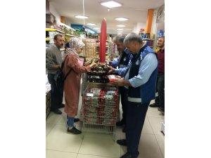 Erciş Belediyesinden usulsüz fiyat artışı denetimi