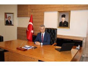 """Arıcan Cizre Spor Yönetim Kurulu tarafından 'onursal başkan"""" seçildi"""