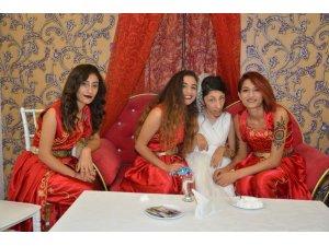 Berna'ya damatsız düğün