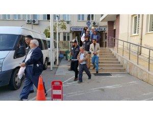 Sahte engelli raporuyla vurgun yapan çeteden 4 kişi tutuklandı