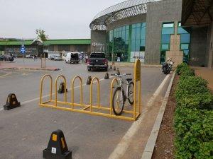 İzmit'te 187 noktaya bisiklet park yeri kazandırıldı