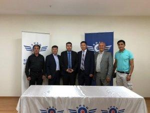 TİKA'dan Kırgız sivil havacılık uzmanlarına eğitim