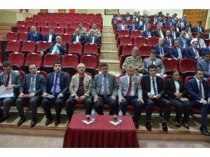 Erzincan 2018 yılı 4'üncü İl Koordinasyon Kurulu toplantısı yapıldı