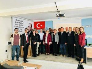 Kırklareli'nde 'Su Ürünleri Değerlendirme Toplantısı' yapıldı