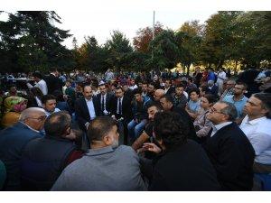 """Başkan Altay: """"Birlik ve beraberlik ile Konya kazanacak"""""""