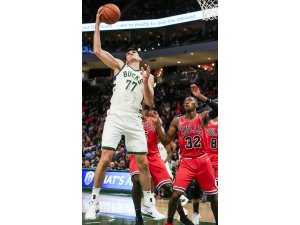 Ersan'lı Milwaukee Bucks, Chicago Bulls'u 116-82 yendi