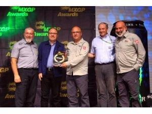 2018 MXGP ödülü Afyonkarahisar'ın