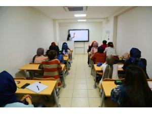 Haliliye'de gençler üniversite sınavlarına hazırlanıyor