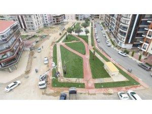 Alaşehir Belediyesi şehitlerin isimlerini parklarda yaşatacak