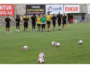 Evkur Yeni Malatyaspor'da D.G. Sivasspor maçı hazırlıkları sürüyor