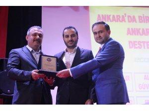 Ankara'nın başkent oluşunun yıl dönümü kutlandı
