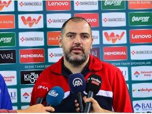 """Stefanos Dedas: """"Yeni yabancı kuralı takım kurarken beni etkilemiyor"""""""