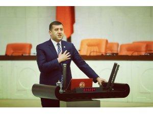 """MHP Milletvekili Ersoy, """"Kayseri teşvik programlarından adil olarak yararlanamıyor"""""""