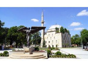 Bulgaristan'daki tarihi Pargalı İbrahim Paşa Camii eski ihtişamına kavuşuyor