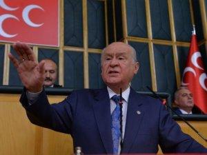 MHP Genel Başkanı Devlet Bahçeli'den 'CHP hisseleri' açıklaması!