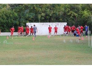 Hatayspor, Osmanlıspor maçı hazırlıklarını sürdürüyor
