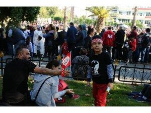 29 Ekim Cumhuriyet Bayramı Vatan Caddesi'nde coşkuyla kutlandı
